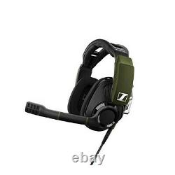 Sennheiser Gaming Headset Open Noise Canceling Microphone Dolby 7.1 Chan New