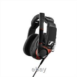 Sennheiser gaming headset closed / noise cancellation microphone GSP 600 NEW