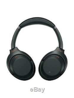 Sony WH-1000XM3 Noise Cancelling Wireless NFC Stereo Headset in Black / Silver