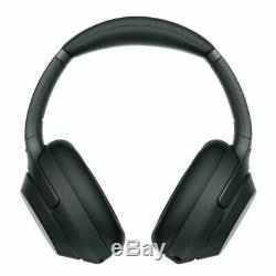 Sony WH-1000XM3 Wireless Noise Cancelling Headphones -Black WH1000XM3 NEW #36
