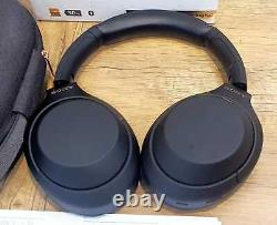 Sony WH-1000XM4 Over The Ear Noise Cancelling Wireless Headphones Black