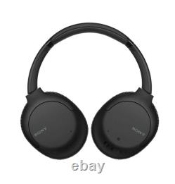 Sony WH-CH710N Wireless Noise-Canceling Headset Black Brand New