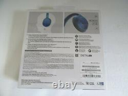 Sony WH-CH710N Wireless Noise-Canceling Headset Blue- New