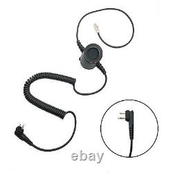 Two-Way Radio Behind The Head Noise Cancelling Headset for Motorola CP150 DTR650