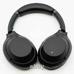 USE Sony WH-1000XM3 Wireless Stereo Headset in Black with Noise Canceling