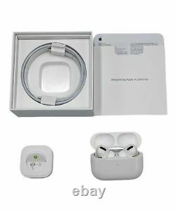 USED Apple AirPods Pro In Ear Headphones with Active Noise Cancellation in White