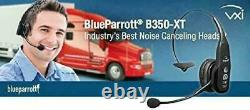 VXI Blue Parrot B350-XT Professional Wireless Noise Canceling Bluetooth Headset
